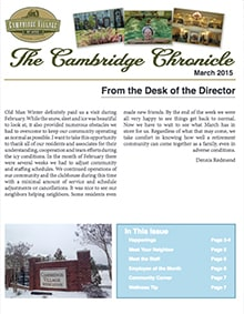 the-cambridge-chronicle-march-2015