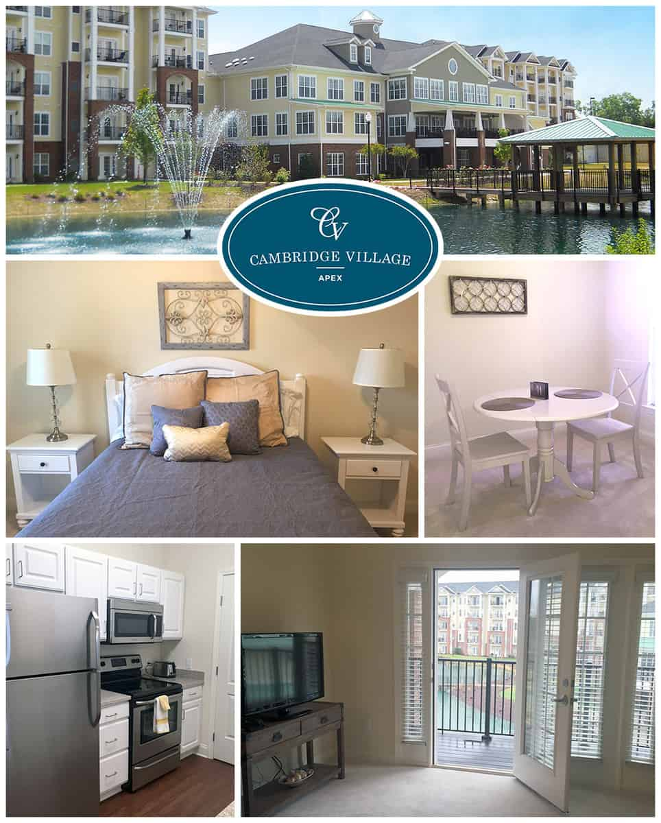 Cambridge Village Furnished Short Term Leasing