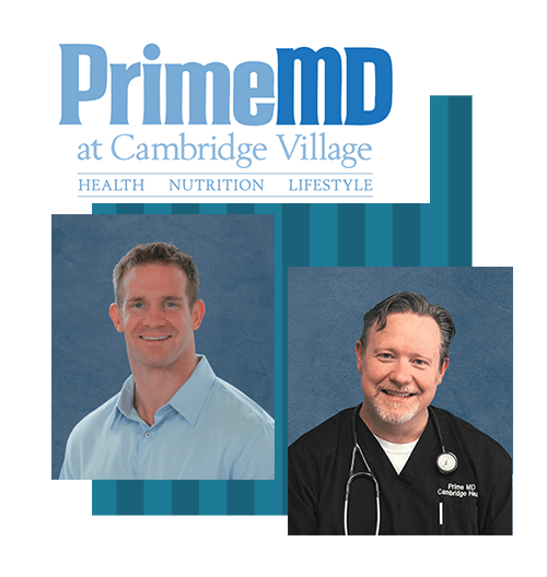cambridge village of apex optimal health
